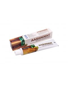 Buy Aashadent Toothpaste Cinnamon and Cardamom | Online Pharmacy | https://buy-pharm.com