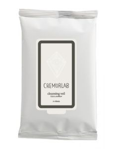 Buy Cremorlab TEN Cremor Cleansing Veil / Makeup remover wipes, 10 pcs | Online Pharmacy | https://buy-pharm.com