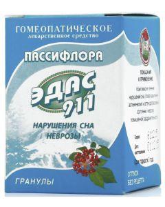 Buy Edas-911 Passiflora 20.0 granules, | Online Pharmacy | https://buy-pharm.com