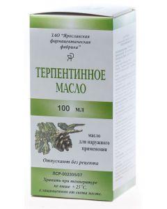 Buy Turpentine oil 100 ml, individual packaging   Online Pharmacy   https://buy-pharm.com