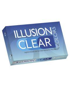 Buy ILLUSION CLEAR contact lenses 3 months, -4.00 / 14 / 8.6, 2 pcs. | Online Pharmacy | https://buy-pharm.com
