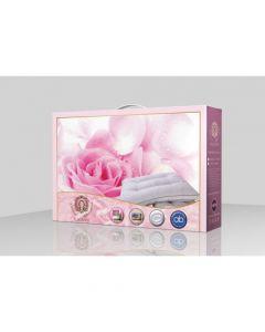 Buy Orthopedic pillow 50x72cm, Diva Afrodita Elegance rose 50 * 70, height 10 cm | Online Pharmacy | https://buy-pharm.com