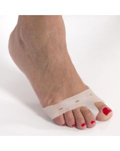 Buy Gel pads for the foot with separators for the thumbs, 1 pair | Online Pharmacy | https://buy-pharm.com