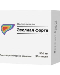 Buy Essial forte caps. 300mg # 90  | Online Pharmacy | https://buy-pharm.com