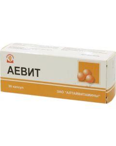 Buy AEVIT N30 CAPs | Online Pharmacy | https://buy-pharm.com