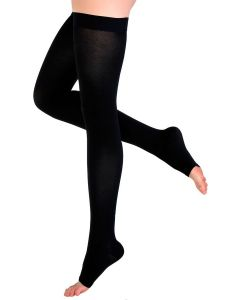Buy Compression stockings Intex Class 1, color: black. ICHO-2p1k (chn). Size XL (4) | Online Pharmacy | https://buy-pharm.com