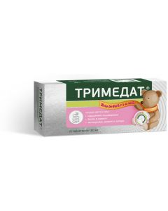 Buy Trimedat tab. 100mg # 10 | Online Pharmacy | https://buy-pharm.com