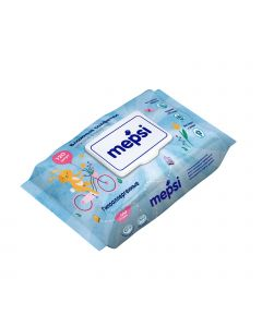 Buy Wet wipes Hypoallergenic MEPSI, 120 pcs. | Online Pharmacy | https://buy-pharm.com