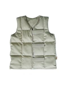 Buy Weighted vest size 1, weight 1.3 kg, 3-5 years, (104-116cm), Children, 1 | Online Pharmacy | https://buy-pharm.com