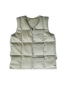 Buy Weighted vest size 3, granule filler, weight 2.8 kg, 8-10 years, (134-140 cm), Children | Online Pharmacy | https://buy-pharm.com