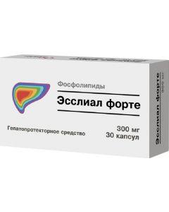 Buy Ozone Esslial forte capsules 300mg # 30 | Online Pharmacy | https://buy-pharm.com