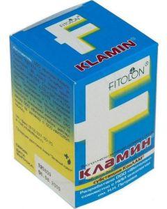 Buy Klamin, 80 tablets x 0.65 g | Online Pharmacy | https://buy-pharm.com
