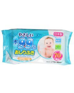 Buy CAN DO Water-based wet wipes, antibacterial 70 pcs | Online Pharmacy | https://buy-pharm.com