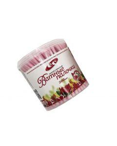 Buy Emelyan Savostin cosmetic sticks, pink, 200 pcs / can | Online Pharmacy | https://buy-pharm.com