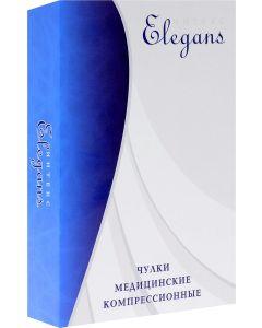 Buy Compression stockings Intex Elegance, color: beige. ECHZh-2k1r (bzh). Size S (1) | Online Pharmacy | https://buy-pharm.com
