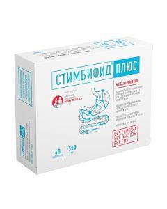 Buy Stimbifid plus Tab 500Mg # 40 (Bad) | Online Pharmacy | https://buy-pharm.com