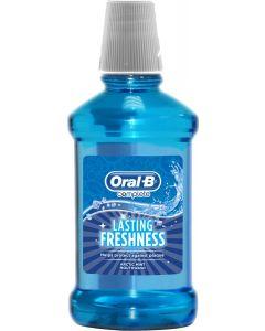 Buy Oral-B mouthwash LASTING FRESHNESS Arctic Mint Complex 250 ml   Online Pharmacy   https://buy-pharm.com