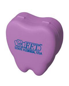 Buy Dental container-case for dentures, aligners, caps, orthodontic structures FFT / FFT-IFC-100 Light Violet | Online Pharmacy | https://buy-pharm.com