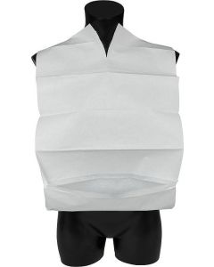 Buy Abena Disposable three-layer bibs with a pocket, 38 x 60 cm, 100 pcs | Online Pharmacy | https://buy-pharm.com