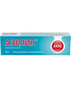 Buy Azelik gel for planks approx. 15% tube 15g | Online Pharmacy | https://buy-pharm.com