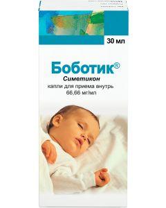 Buy Bobotik drops d / vn. receiving fl.-cap. dark glasses 66.66 mg / ml 30ml №1 | Online Pharmacy | https://buy-pharm.com