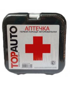 Buy TOPAUTO car first aid kit, by order, in a plastic case | Online Pharmacy | https://buy-pharm.com