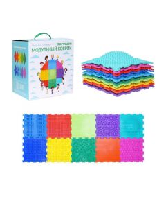 Buy Orthodon set 'Assorted '10 puzzles - Massage mats | Online Pharmacy | https://buy-pharm.com