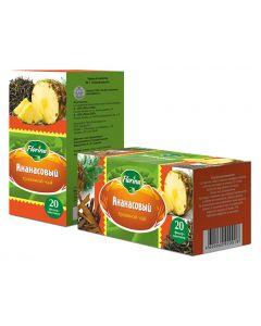 Buy Phyto tea No. 1' Pineapple ' | Online Pharmacy | https://buy-pharm.com