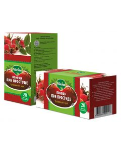 Buy Help with colds Phyto tea, No. 50 | Online Pharmacy | https://buy-pharm.com
