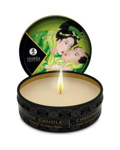 Buy Shunga Exotic Green Tea massage candle, with green tea scent, 30 ml. | Online Pharmacy | https://buy-pharm.com