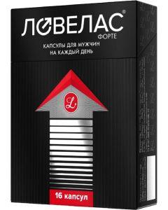 Buy BAD 'Lovelace Forte', capsules 0.65 g, # 16 | Online Pharmacy | https://buy-pharm.com