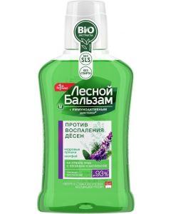 Buy FOREST BALM rinse for gums in case of gum inflammation 250 ml | Online Pharmacy | https://buy-pharm.com