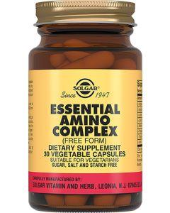 Buy Solgar, Essential Amino Complex 'Essential Amino Complex', 30 capsules | Online Pharmacy | https://buy-pharm.com