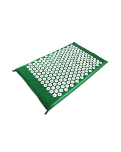 Buy Acupuncture massage mat and applicator (applicator) needle, green | Online Pharmacy | https://buy-pharm.com