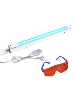 Buy UV germicidal lamp: power 30W, base G13, length 894mm + safety glasses | Online Pharmacy | https://buy-pharm.com