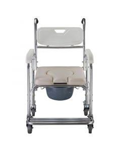 Buy Multifunctional Heavy Duty Memory Foam Adult Toilet Chair | Online Pharmacy | https://buy-pharm.com