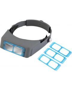 Buy Head magnifier with glass lenses MG81007-B | Online Pharmacy | https://buy-pharm.com