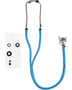 Buy B. Well WS-3 Stethoscope, rappaport, Blue | Online Pharmacy | https://buy-pharm.com