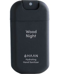 Buy Haan Cleansing and moisturizing hand spray Woody accent, 30 ml   Online Pharmacy   https://buy-pharm.com