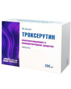 Buy Troxerutin 300mg caps # 50 | Online Pharmacy | https://buy-pharm.com