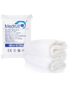 Buy Medrull Non-sterile medical gauze 'Premium', 10m x 90cm | Online Pharmacy | https://buy-pharm.com