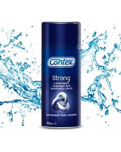 Buy Contex Strong Regenerating Intimate Lubricating Gel for Anal Sex, 100 ml | Online Pharmacy | https://buy-pharm.com