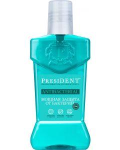 Buy PresiDENT Antibacterial Rinse aid 'Protection against bacteria', 250 ml | Online Pharmacy | https://buy-pharm.com