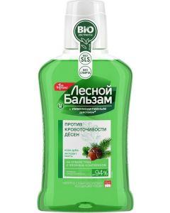 Buy FOREST BALM rinse for gums with bleeding gums 250 ml | Online Pharmacy | https://buy-pharm.com