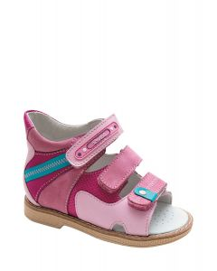 Buy Twiki baby sandals, color: pink. TW-128-3. Size 29 | Online Pharmacy | https://buy-pharm.com