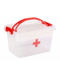 Buy Container for storing medicines and tablets 'First aid kit' 7 l. | Online Pharmacy | https://buy-pharm.com