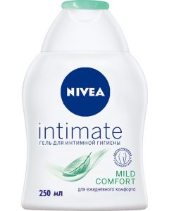 Buy Nivea Intimate Mild Comfort Gel for intimate hygiene, with chamomile, 250 ml | Online Pharmacy | https://buy-pharm.com