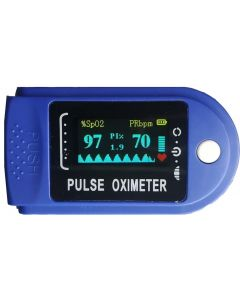 Buy Pulse oximeter xDevice iFeelGood-NB, oxygen level, pulse and Perfusion Index | Online Pharmacy | https://buy-pharm.com