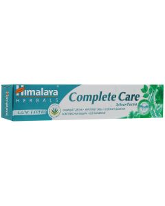 Buy Himalaya Herbals, Complete Care Toothpaste for Complex Protection of Teeth and Gums , 75ml  | Online Pharmacy | https://buy-pharm.com
