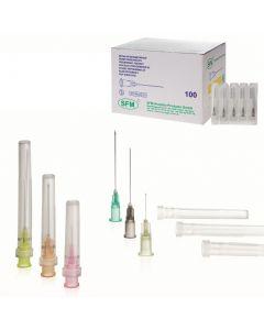 Buy Disposable sterile needle 0.80 x 40 mm (21G) SFM, Germany №100 | Online Pharmacy | https://buy-pharm.com